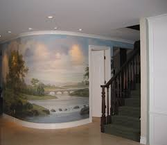 trio has the most talented scenic artists available to hand paint backdrops billboards props murals portraits signs flooring and to create  on hand painted wall murals artist with hand painted scenic art trio