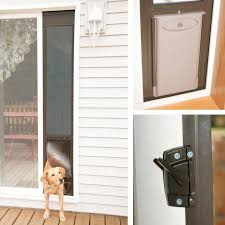 dog doors petsafe deluxe patio panels inside dog door for sliding glass door build a dog door for sliding glass door