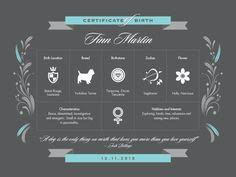 dog birth certificates dog birth certificate template puppy birth certificates c js pup