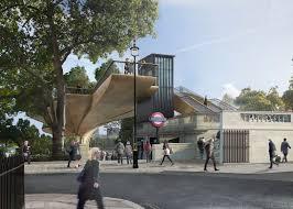 Small Picture London mayor suspends Garden Bridge construction over funding concerns