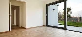 remove a glass patio sliding door frame