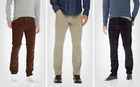 Pants In Best Mens Corduroy Pants In 2019 You Should Have For This
