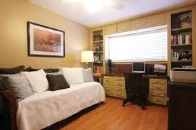 decorating ideas small work. Small Guest Bedroom And Office Home Room Ideas Decorating Work T