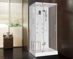 lisna waters lw6 900 x 900 square hinged door hydro massage shower