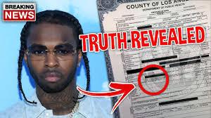 Pop smoke is a rapper from brooklyn, new york. Pop Smoke Death Certificate Reveals Dark Truth Youtube
