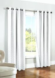 96 inch white curtains coffee blackout curtains curtains white blackout curtains bed bath and 96 long