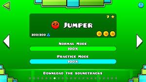 ✌ ll jumper ll geometry dash ll coins ll ✌  ll jumper ll geometry dash ll 3 coins ll ✌