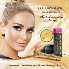 Dermacol Make Up Cover Dermacol Skin Care Body Care And