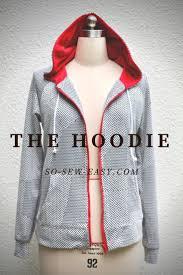 Hoodie Pattern Free