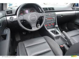 black audi a4 interior. black interior 2004 audi a4 3 0 quattro sedan photo 68338460 i