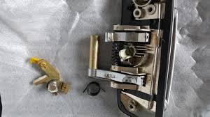 2003 350z door handle not working anyone else have this problem 350z broken doorhandle