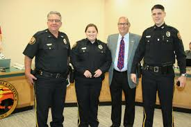 Mayor Jerry Robinson Welcomes Williston's New Reserve Police ...