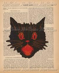 vintage halloween black cat. Delighful Cat Image 0 With Vintage Halloween Black Cat G