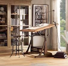 office desk hardware. restoration hardware drafting table i want this as my office desk what a hardware