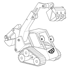 Small Picture Bob The Builder Coloring Pages Bob The Builder Coloring