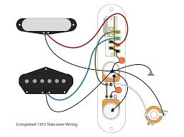53 blackguard tele wiring scheme 53 blackguard tele wiring scheme