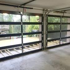 glass garage doors glass garage doors glass garage door s los angeles