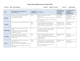 Lesson Plan Template Teaching Ideas Pinterest Lesson Plan ...