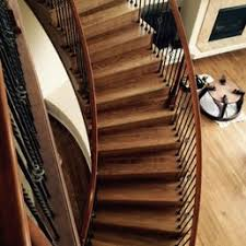 photo of ceric hardwood floors denver co united states red oak stairs