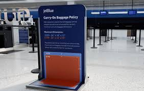 jetblue bag weight limit dandk carry on luge requirement sizes united airlines bage allowance