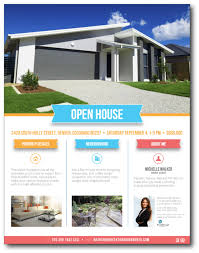 realtor open house flyers open house flyer template breakthrough broker flyer ask me how to