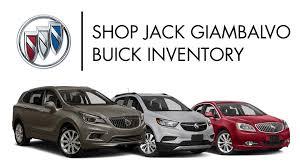 new buick vehicles