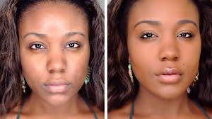 how to flawless natural makeup tutorial beginners make up tips tricks for black women 2016