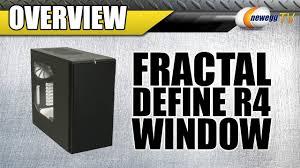Fractal Design Define R4 Newegg Fractal Design Define R4 Black Window Silent Atx Midtower Computer Case