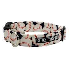 Puppy Collar Size Chart Baseball Dog Collar Boy Puppy Collar Small Dog Collar Male Kitten Collar Sports Pet Collar New Dog Stuff Summer Dog Collar