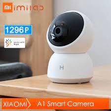 Xiaomi Camera IP 2K 1296P HD Camera Thông Minh A1 Webcam WiFi Tầm Nhìn Ban  Đêm 360 ° Video Camera Cho Bé an Ninh Giám Sát Cho App Mi Home