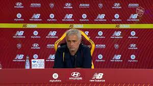 AS Roma - 🎙 LIVE   La conferenza stampa di José Mourinho in vista di  #JuveRoma
