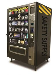 Vending Machine Supply Interesting Safety Supply Vending Machine PPE