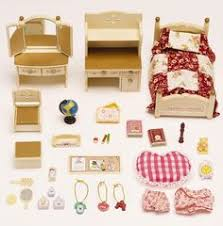 Calico Critters Sisters Bedroom Set