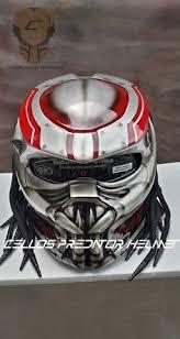 1834 best alien predator helmet images