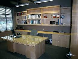 custom office desks. Built In Office Furniture Ideas Custom Desk Designs Design Breathtaking Warm Home Cabinets And Desks Plans