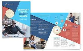 Brochure Templates For It Company Professional Services Brochure Templates Design Examples