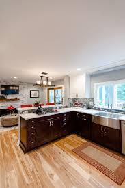 chesapeake kitchen design. This Contemporary Kitchen Remodel Creates A Beautiful Open Layout Interesting Chesapeake Design Inspiration E
