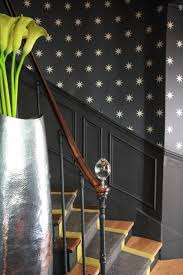 must try stair wall decoration ideas 31