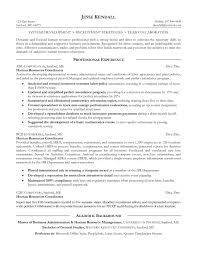 Unique Human Resources Associate Cover Letter Hr Resume 5A Sample ...