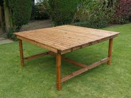 wooden outside table our wooden garden table wooden table tops cut to size uk