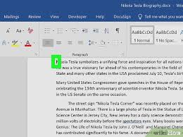 Microsoft excel 2010 can customize a separator line to display a theme color and line style, such as a red dotted line to add. 3 Simple Ways To Insert A Dotted Line In Word Wikihow
