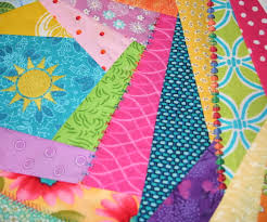 How to Sew an Easy Crazy Quilt Block: 9 Steps (with Pictures) &  Adamdwight.com