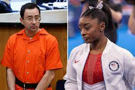 Simone Biles' abuser Larry Nassar ...