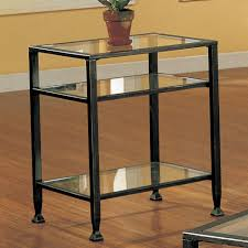 large size of nesting tables incredible glass side table side table rectangle glass coffee table
