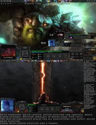 dota 2 game hud 1 02c by yorgash on deviantart