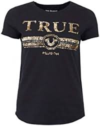 True Religion - Tops, T-Shirts & Blouses / Women ... - Amazon.co.uk
