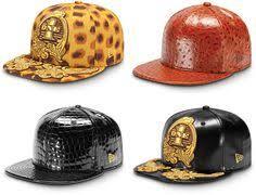 Bape x Starter Leopard Snapback <b>Caps</b>
