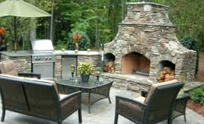 outdoor fireplace and grill outdoor fireplace with grill outdoor fireplace grill kits