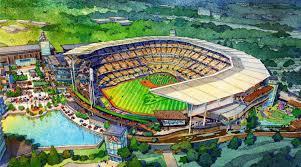 Atlanta Braves Stadium Design New Braves Stadium 2017 Suntrust Park Atlanta Braves