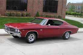 1969 - Chevrolet Chevelle SS by 4WheelsSociety on DeviantArt